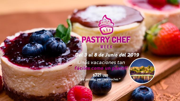 Pastry Chef Week Un Evento Famoso En Villa Del Palmar Loreto Bcs