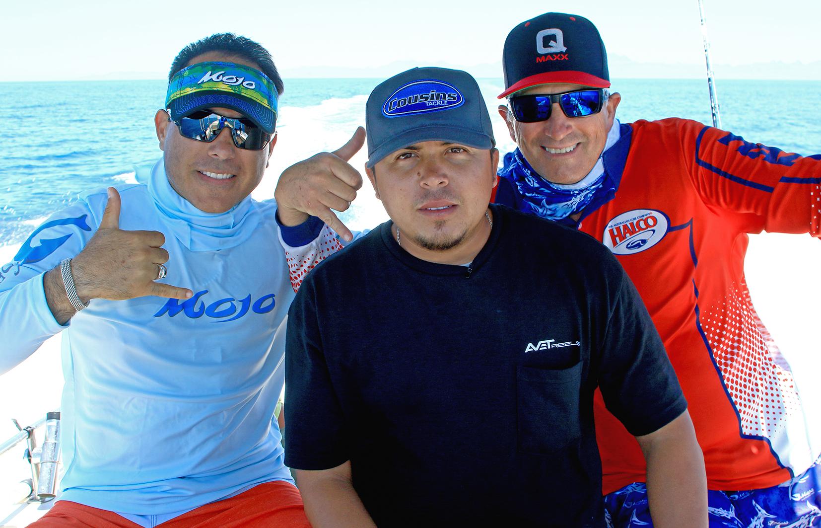Destino Baja Sur Introduccion A Serie De Tv
