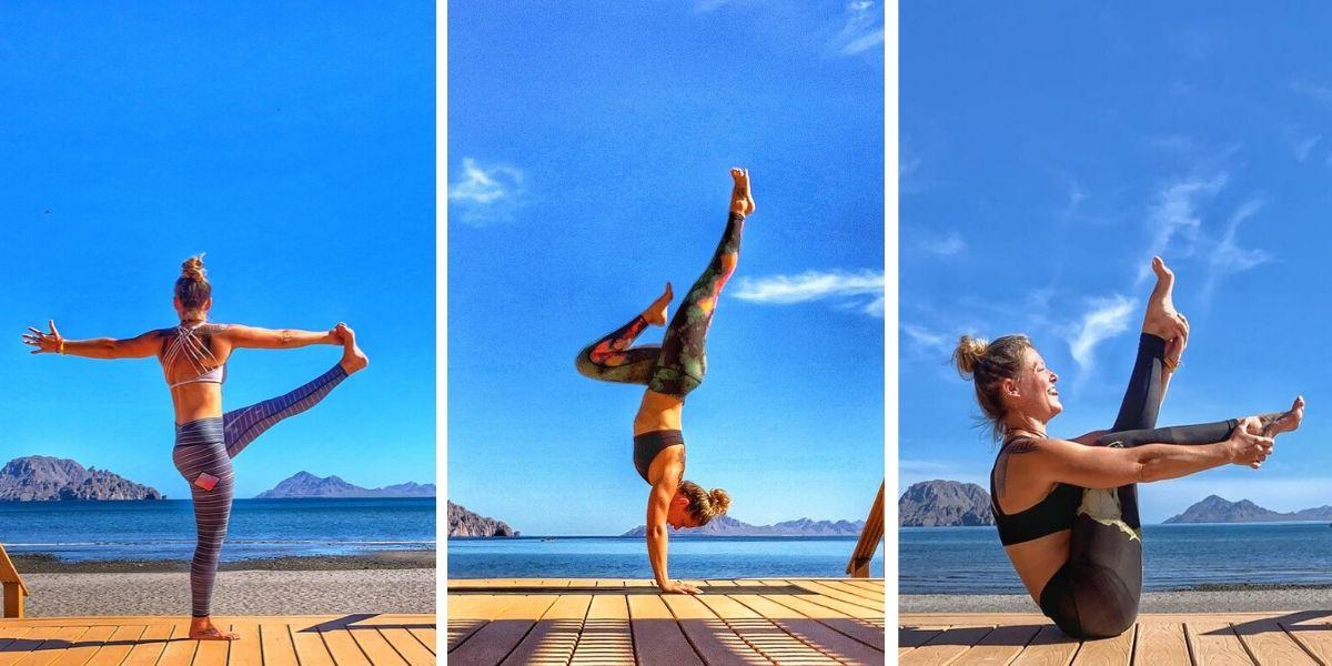 Yoga At Villa Del Palmar Loreto