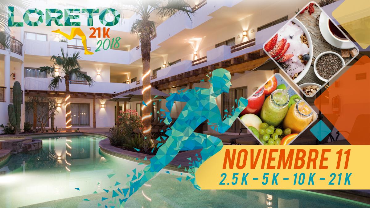 Medio Marathon K Loreto