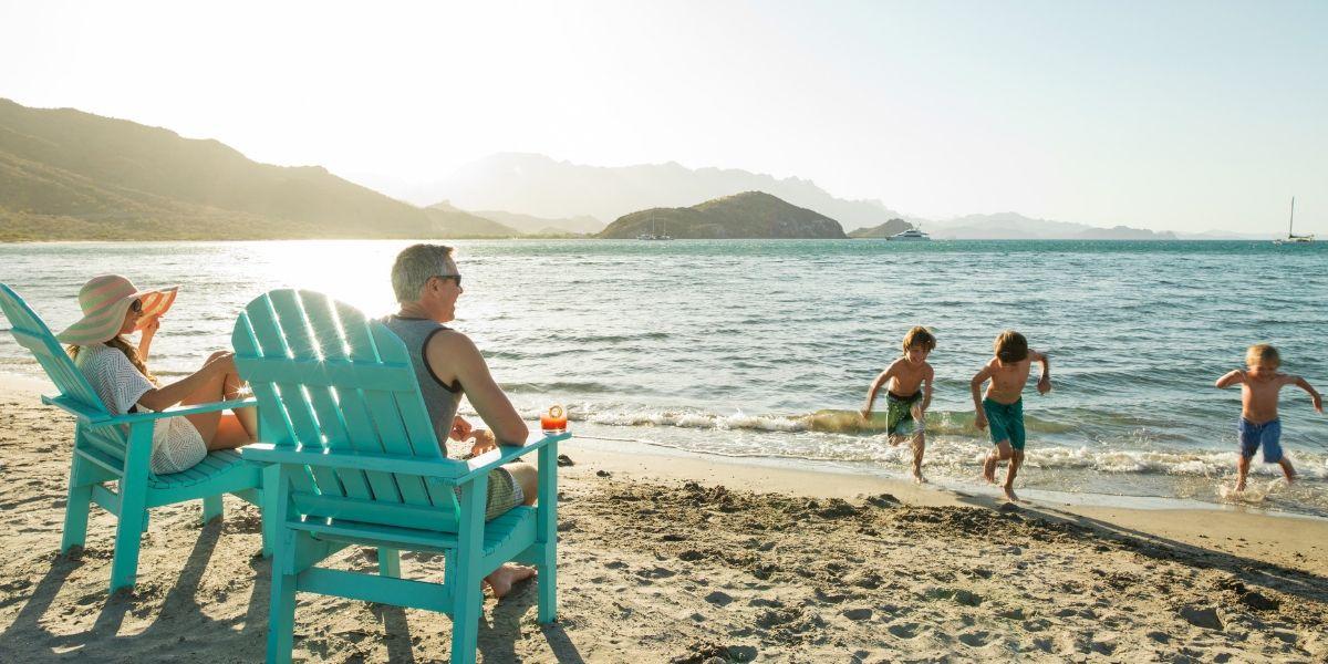 Playa De Hotel Villa Del Palmar Loreto