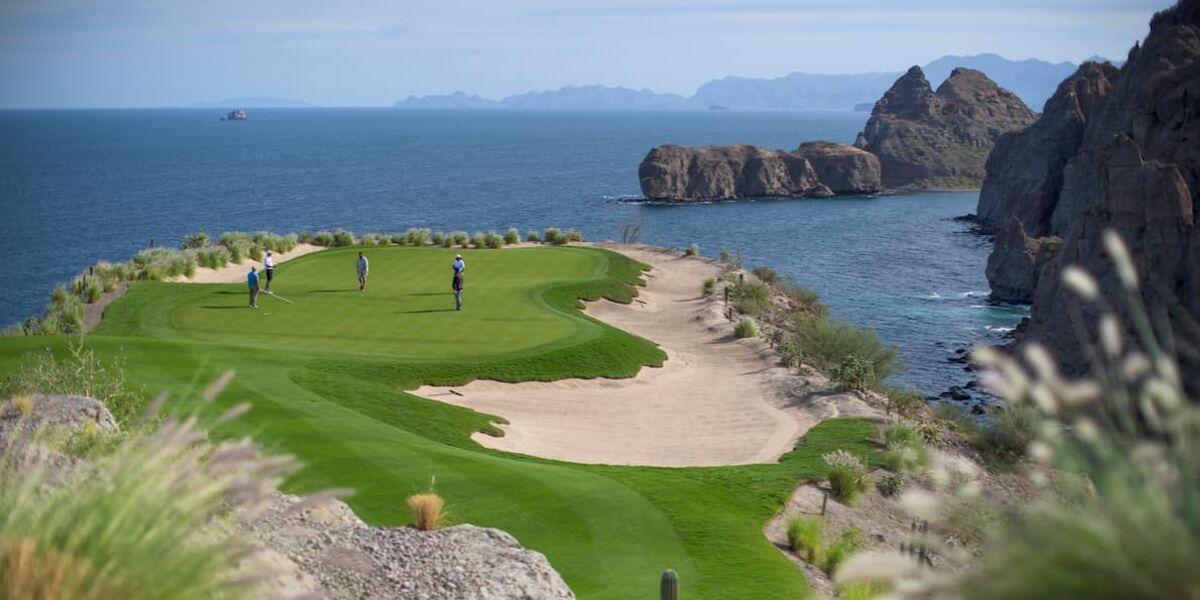 Golf En Loreto Cerca De Cabo San Lucas