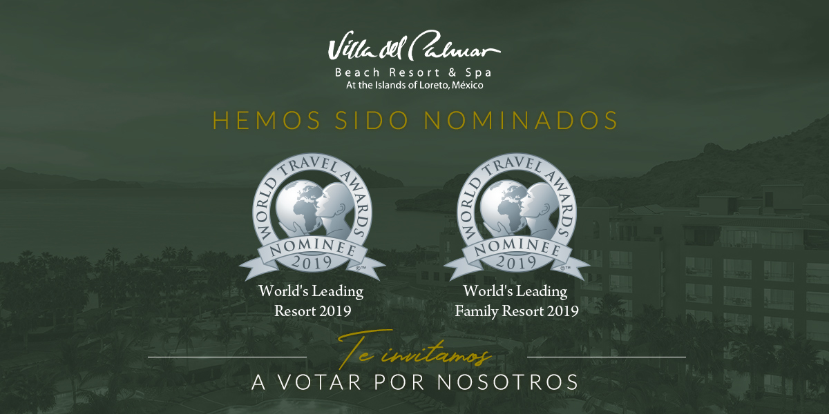 Villa Del Palmar Loreto Nominado Al Premio World Travel Award