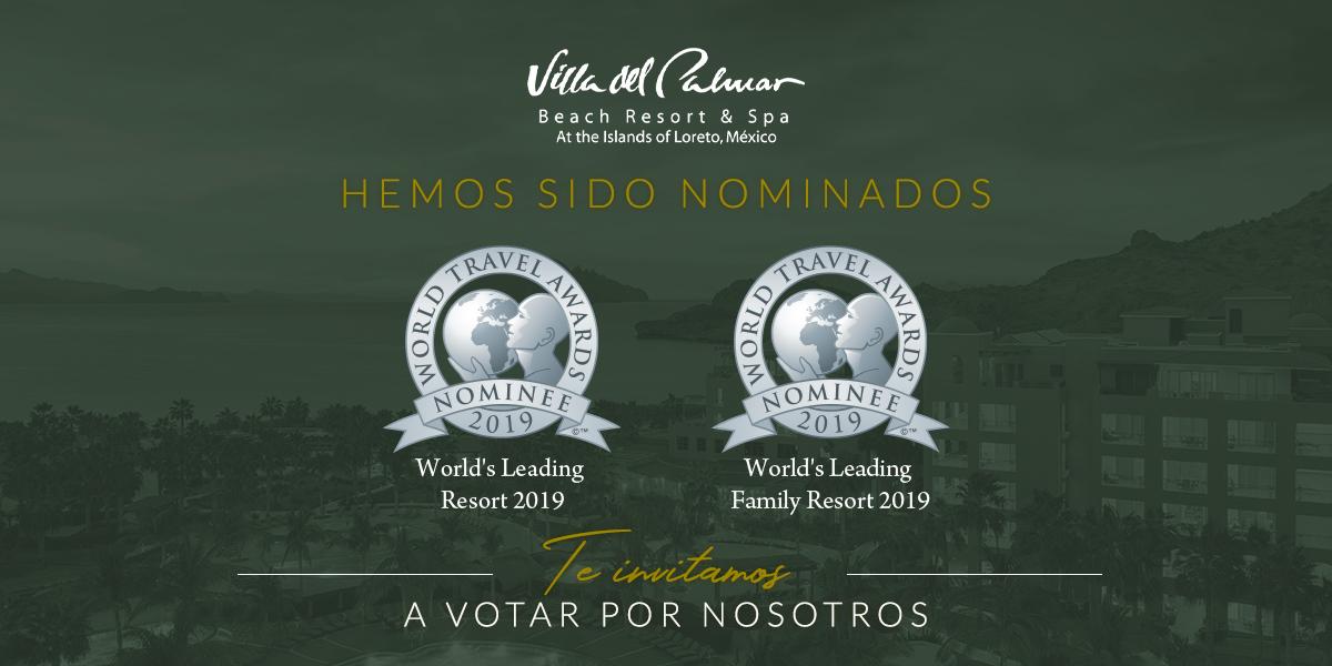 Villa Del Palmar Loreto Nominado Al Premio World Travel Award