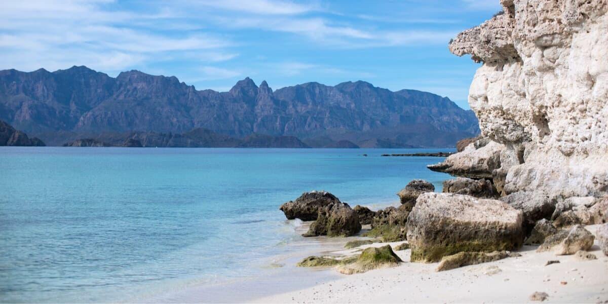 Mejores Playas De Loreto Bcs Mexico