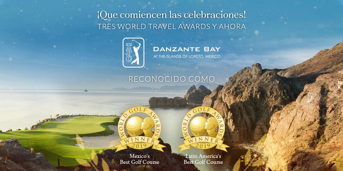 Mejor Campo De Golf En Mexico Por World Golf Awards