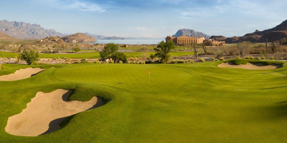 Mejores Campos De Golf En Mexico Tpc Danzante Bay