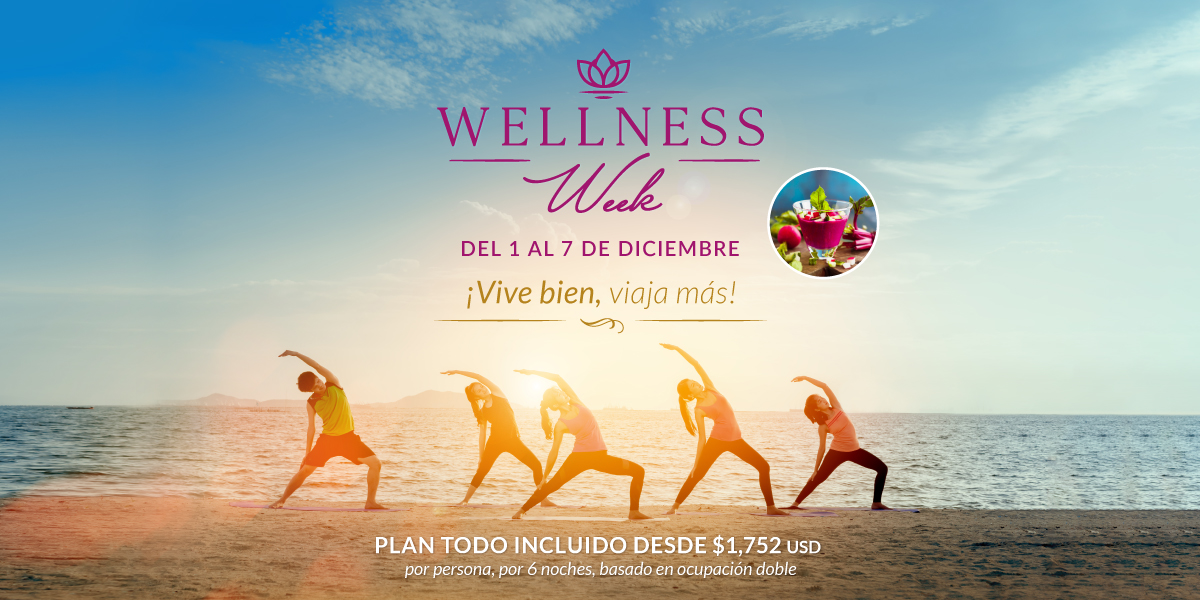 Wellness Week En Villa Del Palmar Loreto