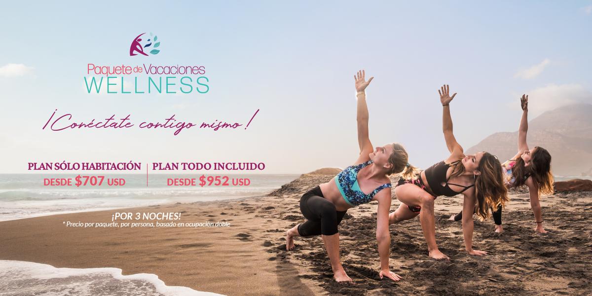 Paquete De Vacaciones De Bienestar Loreto Baja California