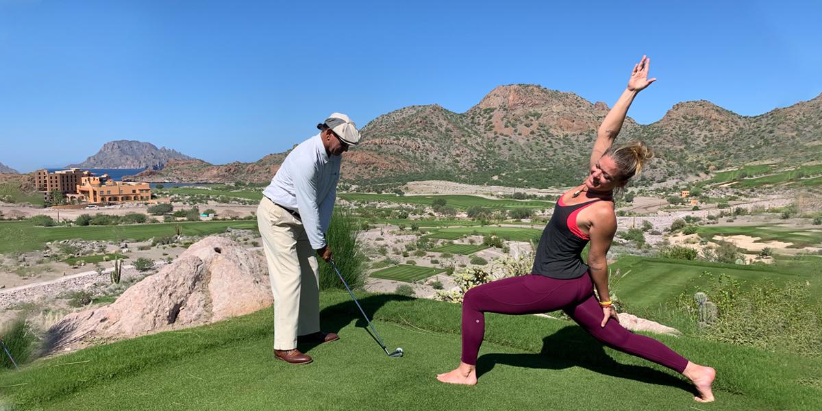 Retiro De Yoga Y Golf En Loreto Baja California