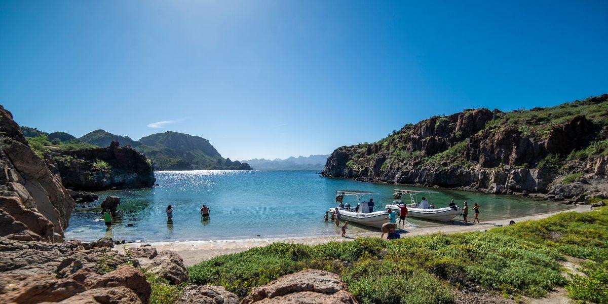 Principales Atractivos Turisticos En Loreto Bcs