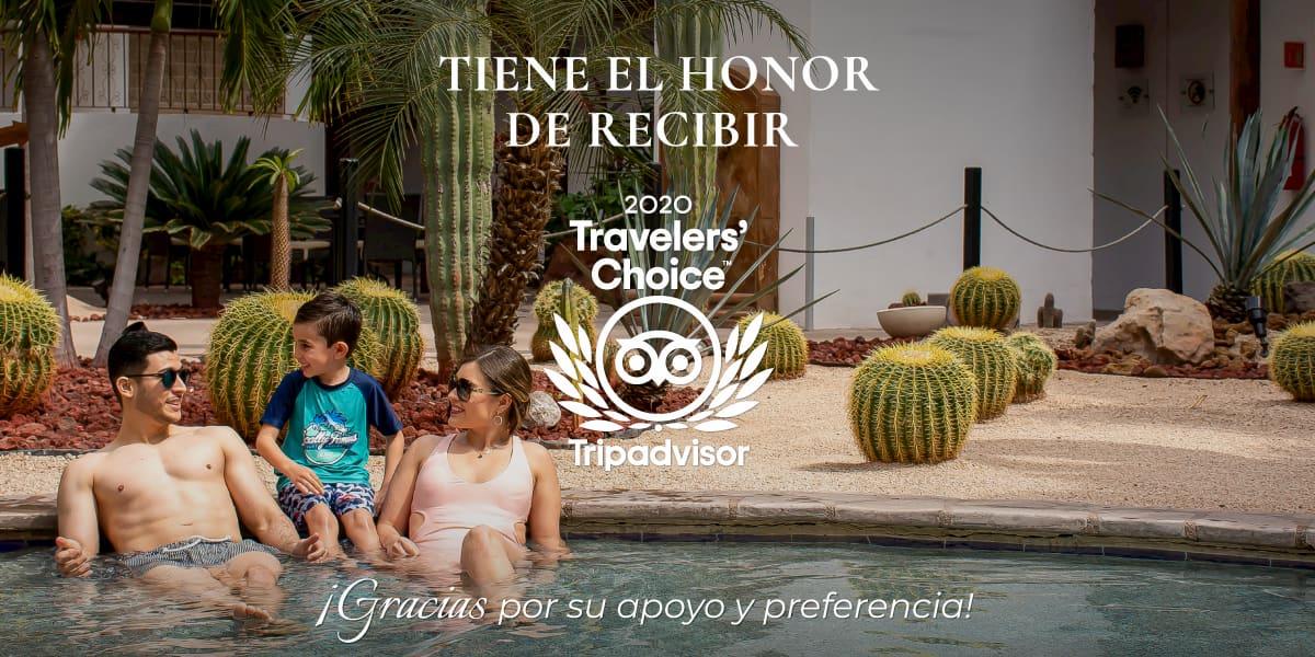 Hotel Santa Fe Loreto Ganador Premio Travelers Choice Tripadvisor