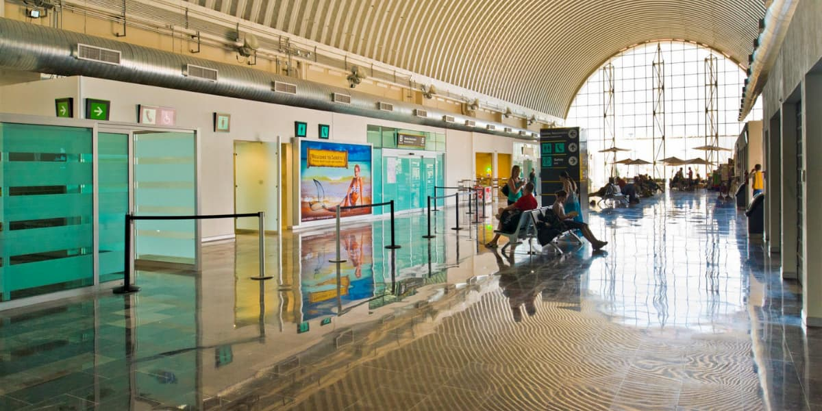 Aeropuerto Internacional De Loreto Bcs