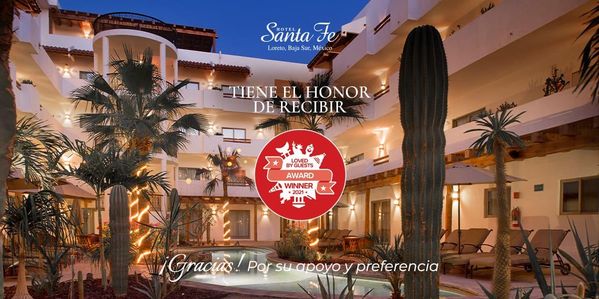 Hotel Santa Fe Loreto Ganador Premio Loved By Guests Award Hotels Com
