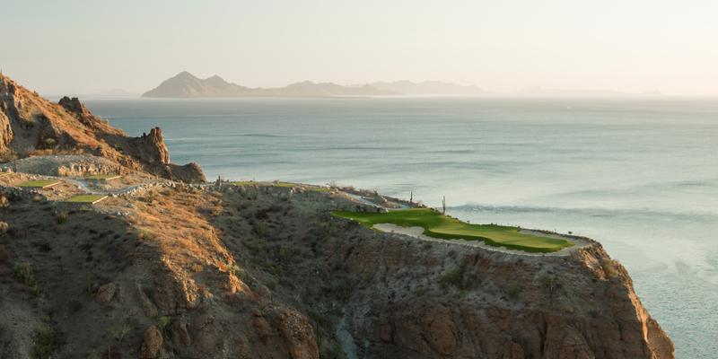 Tpc Danzante Bay Golf Villa Del Palmar Loreto Golf