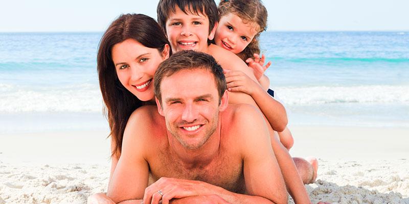 Loreto Baja Vacaciones Familiares