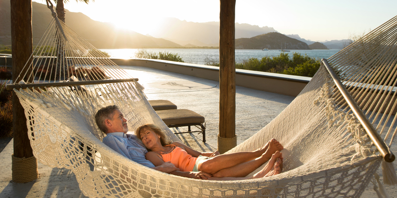 Serenity Provided At Villa Del Palmar Loreto