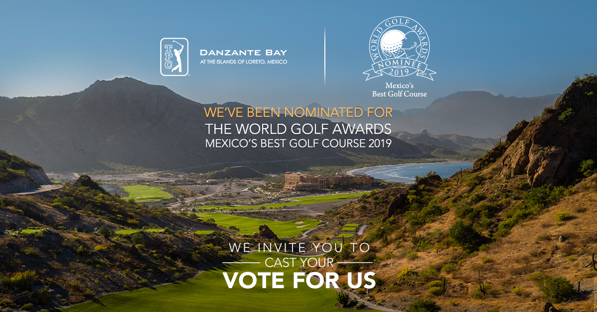 Tpc Danzante Bay Best Mexico Golf Course