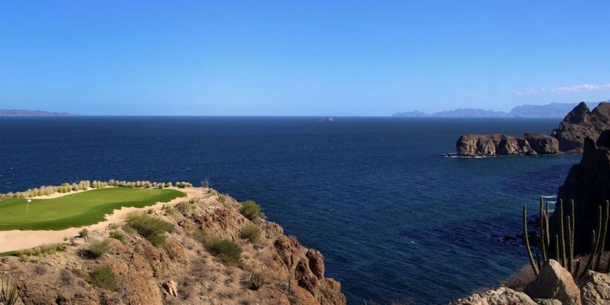 Tpc Danzante Bay Golf Resort In Loreto