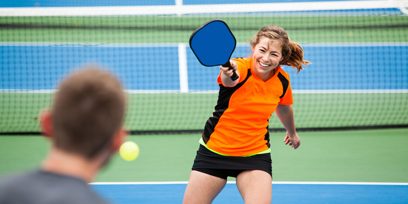 Playing Pickleball In Loreto Mexico Things To Do