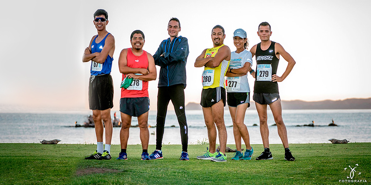 Loreto Mexico Half Marathon International