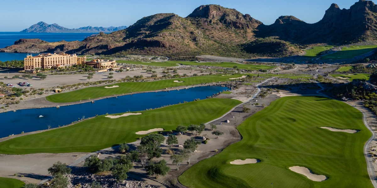 Golf Course Holes Loreto Mexico