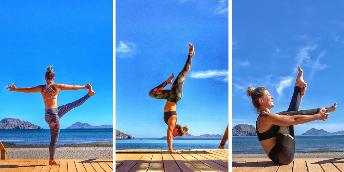 Yoga At Villa Del Palmar Loreto