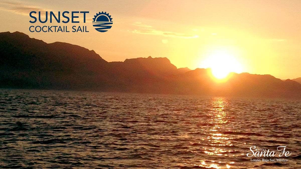 Loreto Baja California Mexico Sunset Cruise