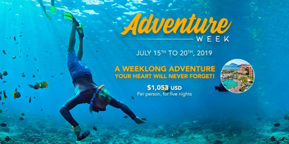 Adventure Week Villa Del Palmar Loreto
