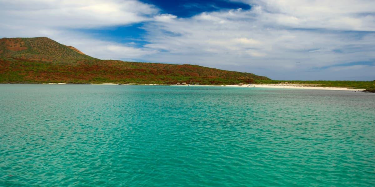 Loreto Bay Mexico Coronado Island