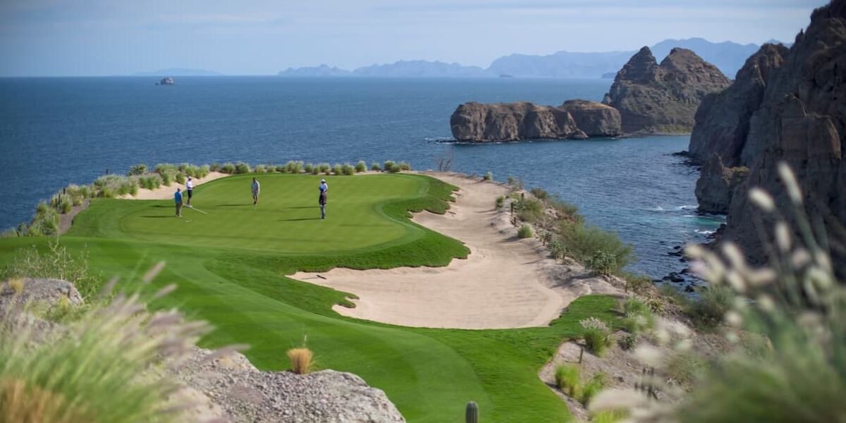 Golf In Loreto Near Cabo San Lucas