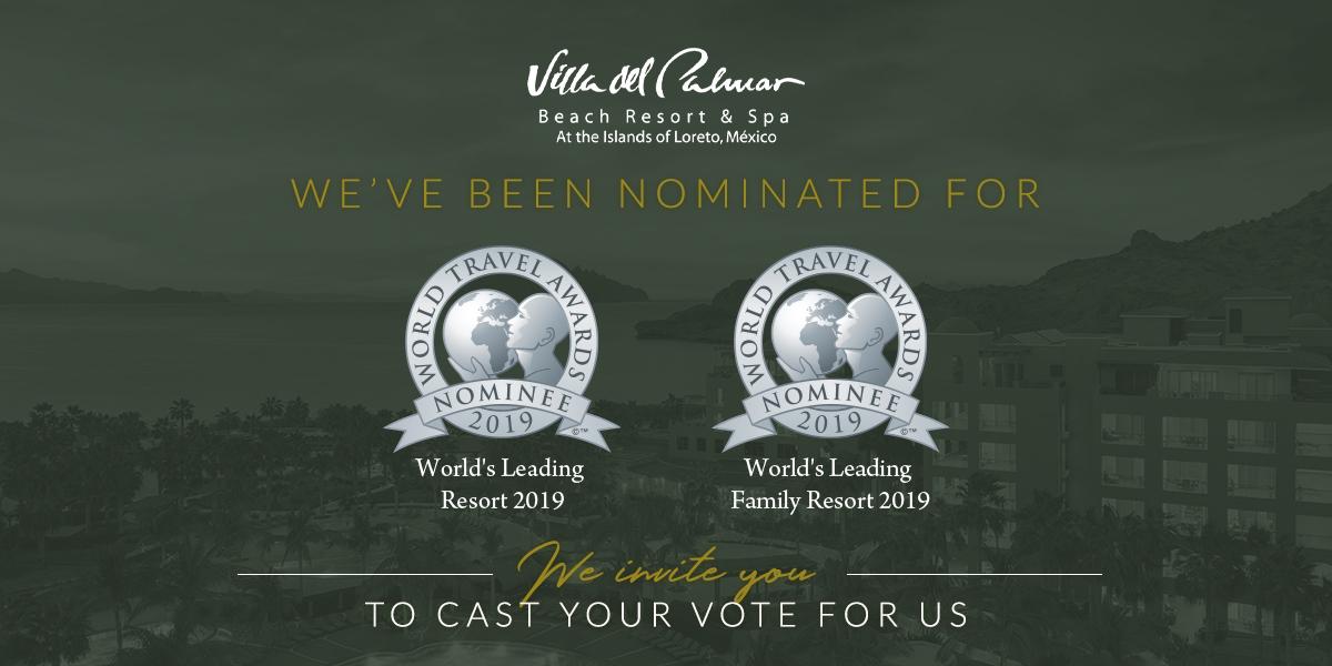 Villa Del Palmar Loreto Nominated At The World Travel Awards