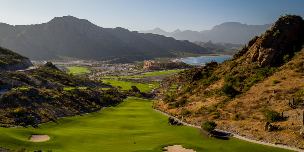 Tpc Danzante Bay Better Than Cabo Golf Courses