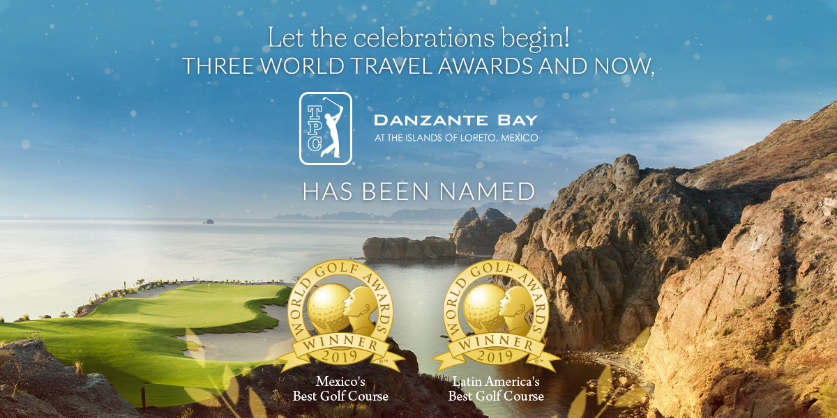 Mexico Best Golf Course By World Golf Awards