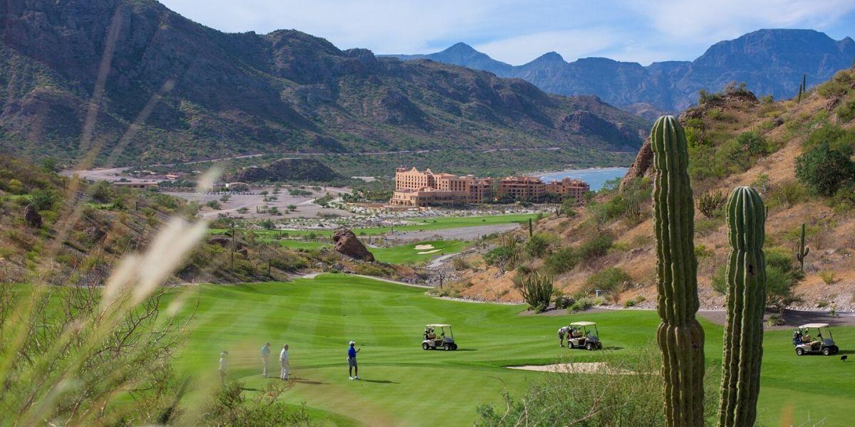 Mexico Golf Resort Villa Del Palmar At The Islands Of Loreto