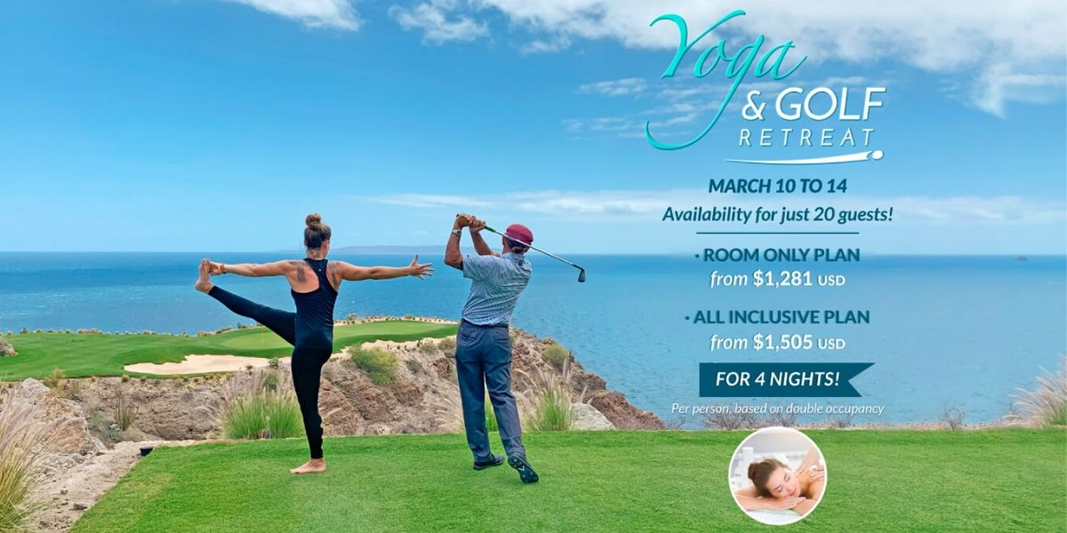 Yoga And Golf Retreat At Villa Del Palmar Loreto Mexico
