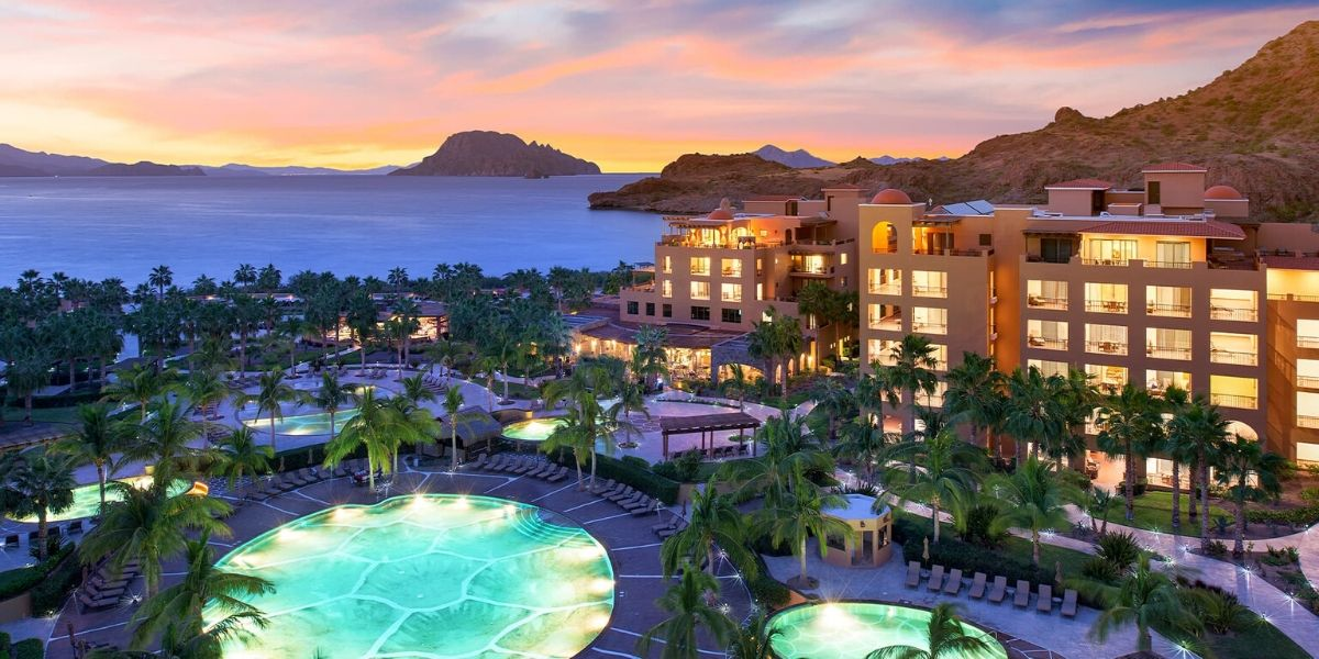 The Best Resorts In Loreto Baja California Mexico