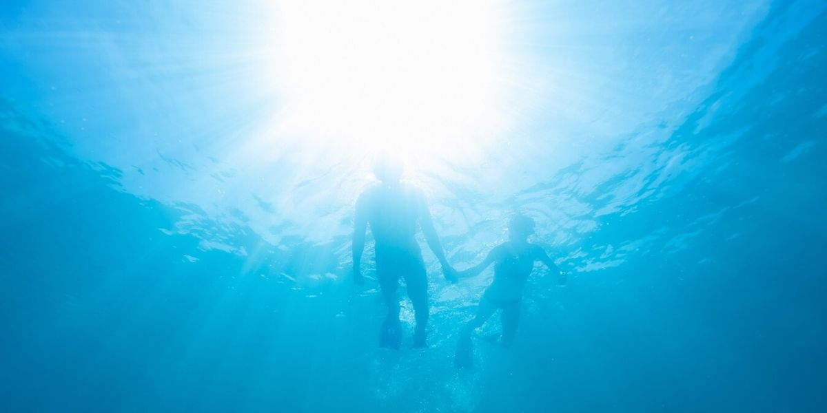 Snorkeling In Loreto Baja Mexico