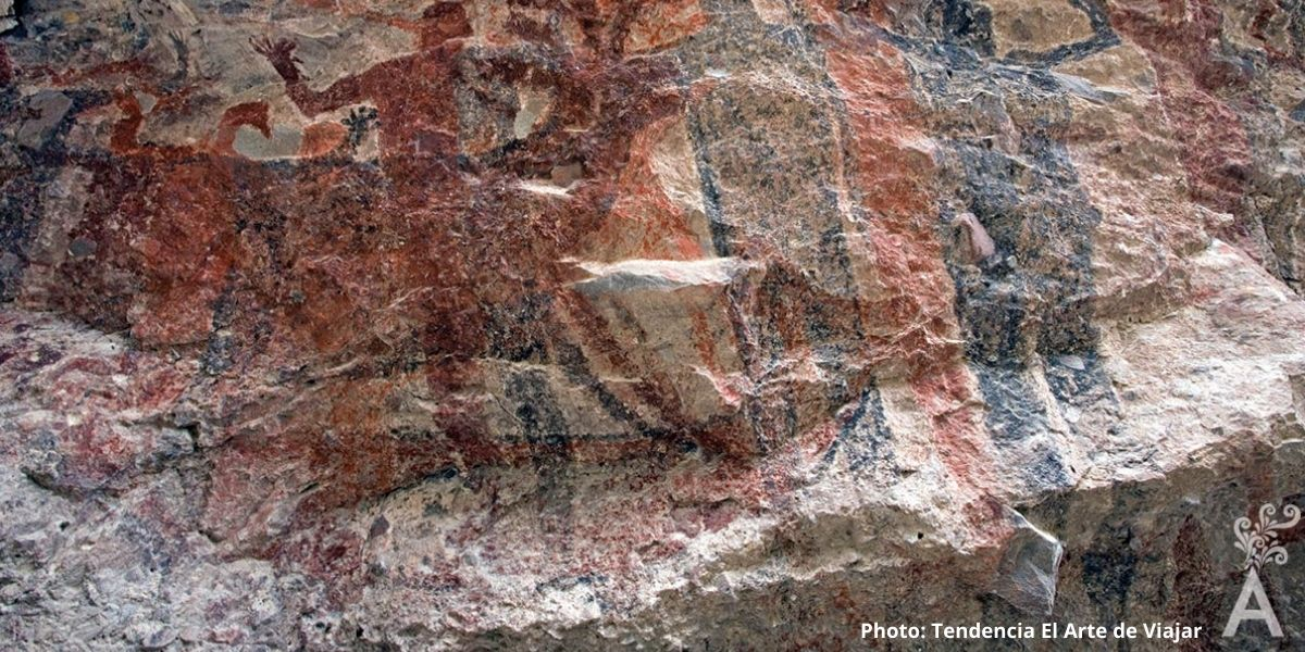 Discover Cave Paintings In Baja Mexico La Borja Cave