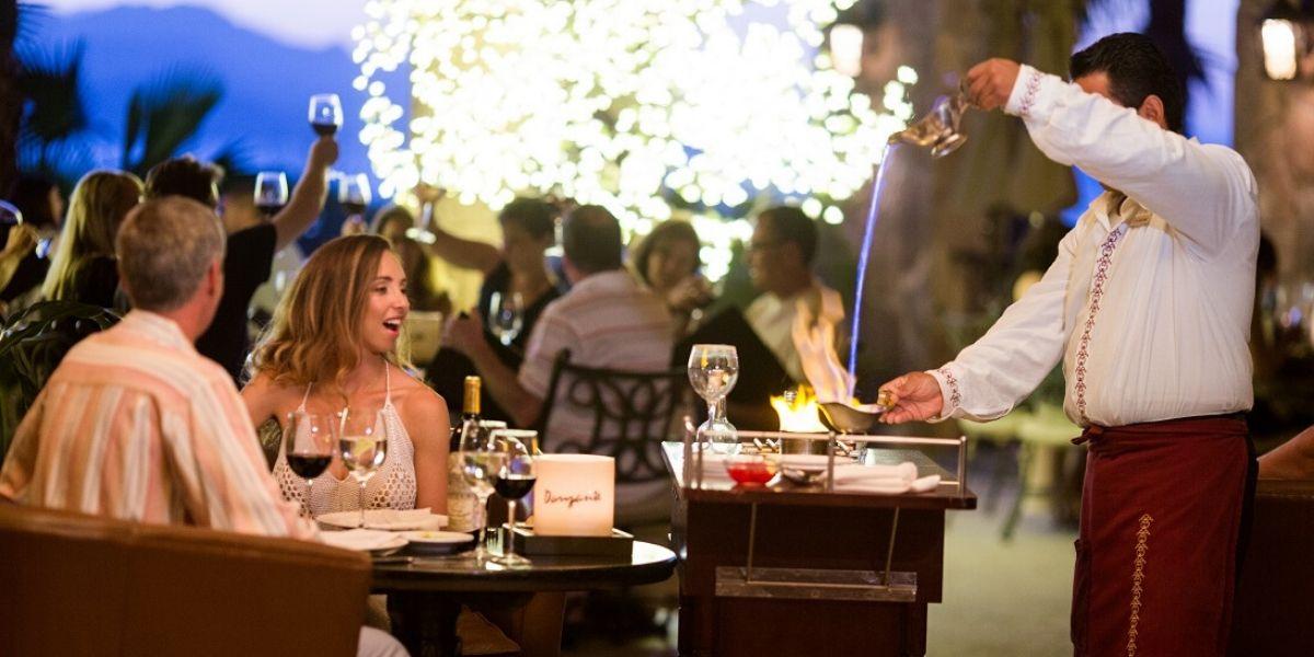 Taste And Sip Event At Villa Del Palmar Loreto