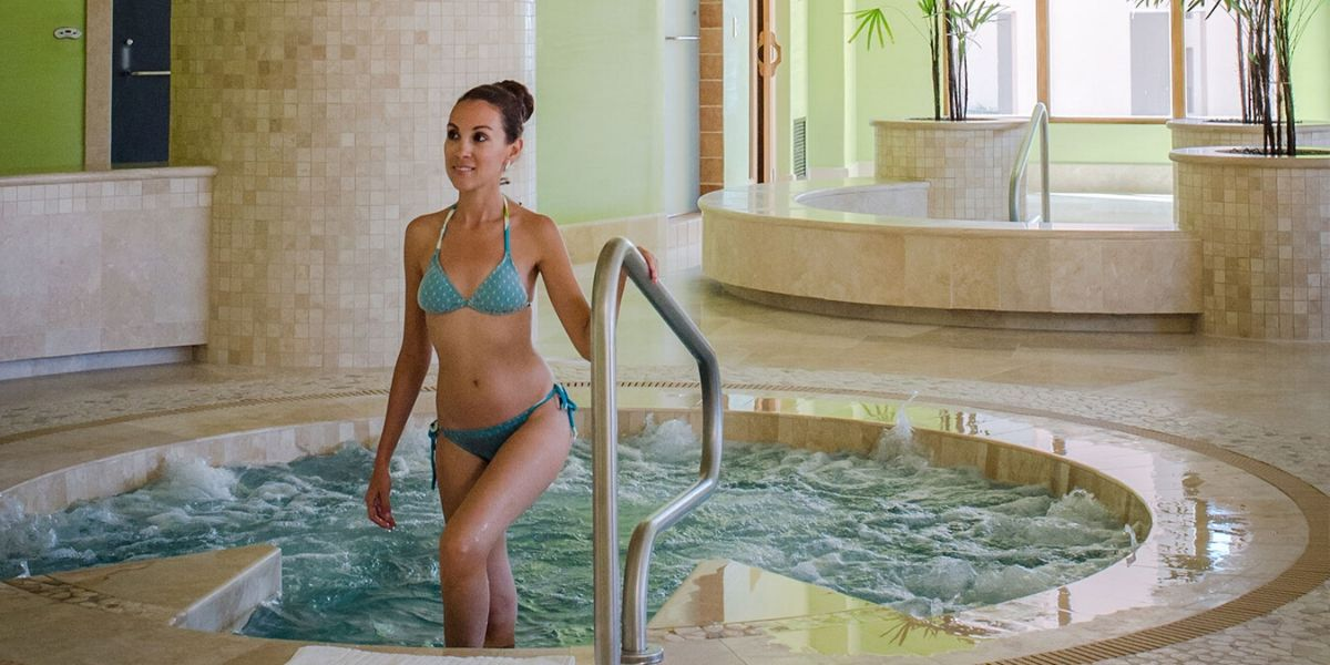 New Hydrotherapy Treatments At The Sabila Spa