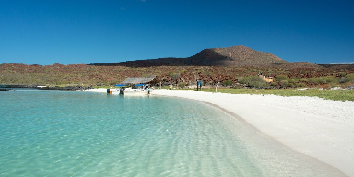 Coronado Island In Loreto Mexico