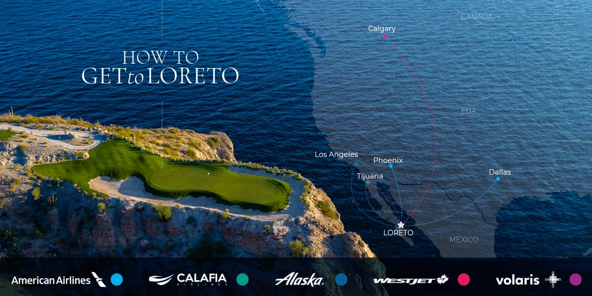 Flights To Loreto Mexico Airlines