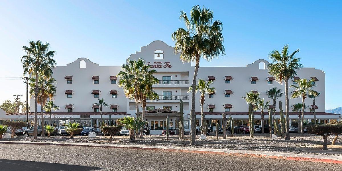 Hotel Santa Fe Loreto Reopening After Covid