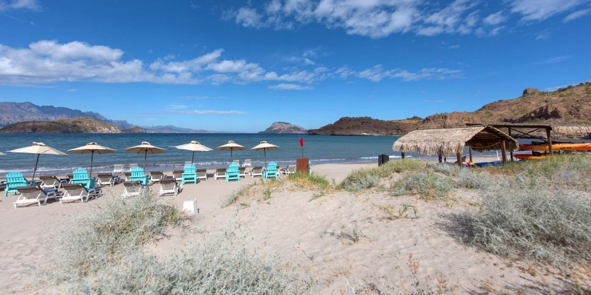 Best Swimming Beaches In Loreto Mexico