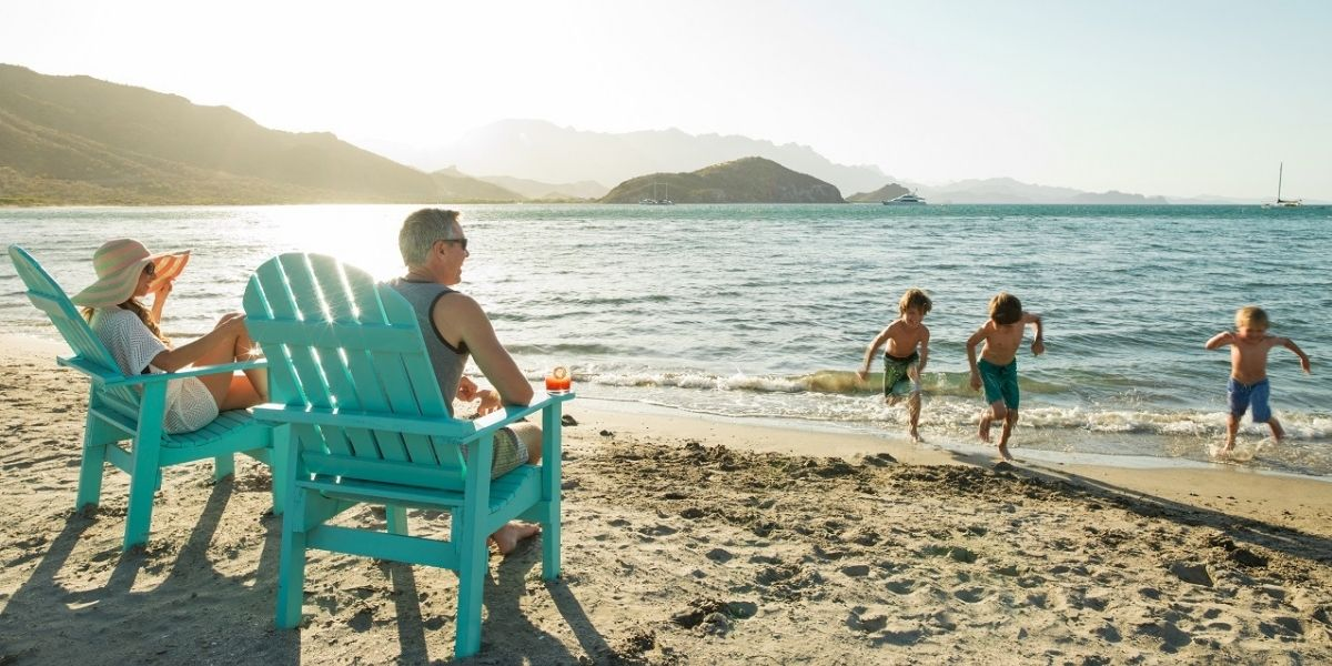 Visiting Loreto Mexico With Kids