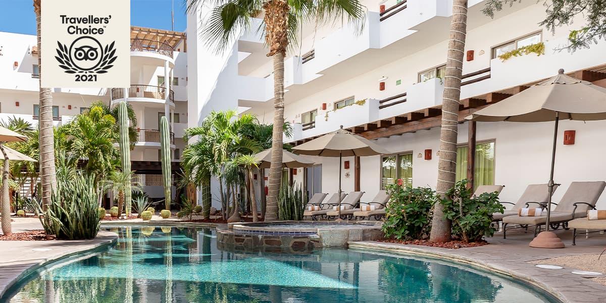 Hotel Santa Fe Wins A Travelers Choice Award