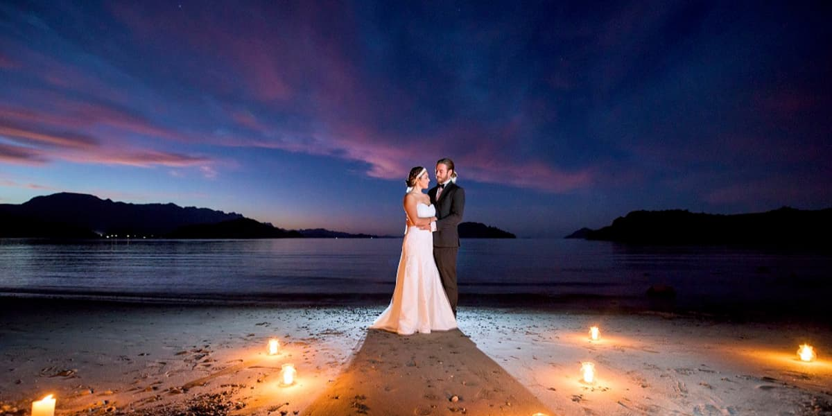 Get Married In Loreto Baja Mexico
