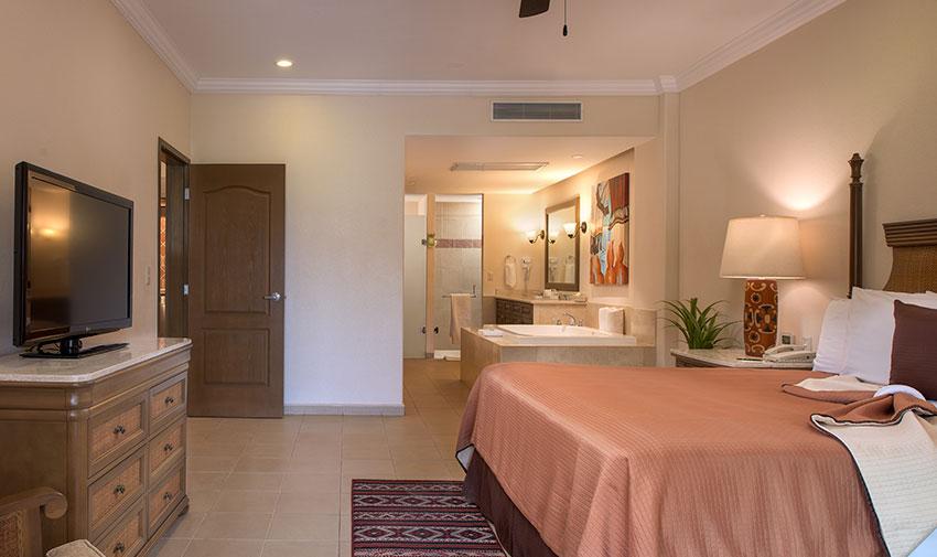Suite de Una Recámara Villa del Palmar Beach Resort & Spa en las Islas de Loreto