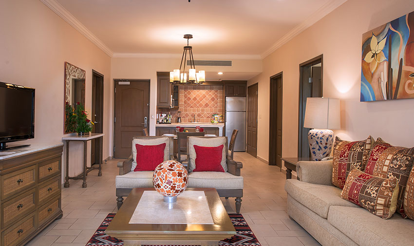 One Bedroom Suite Villa del Palmar Beach Resort & Spa at the Islands of Loreto